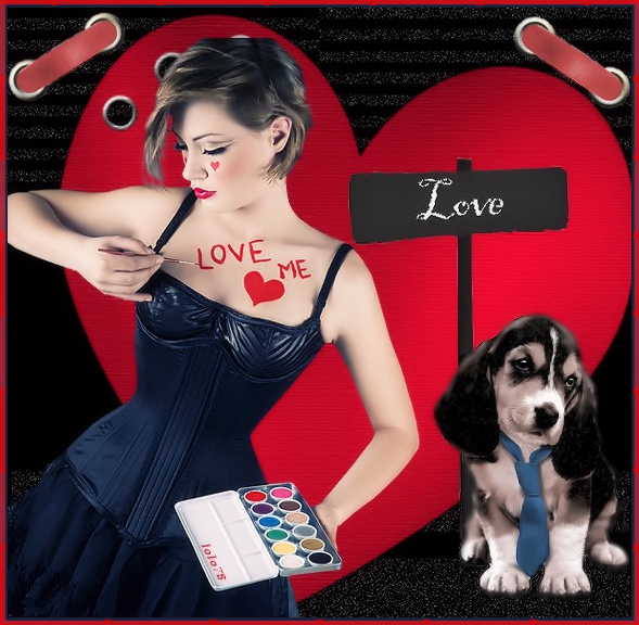 Amami – Glitter Amore