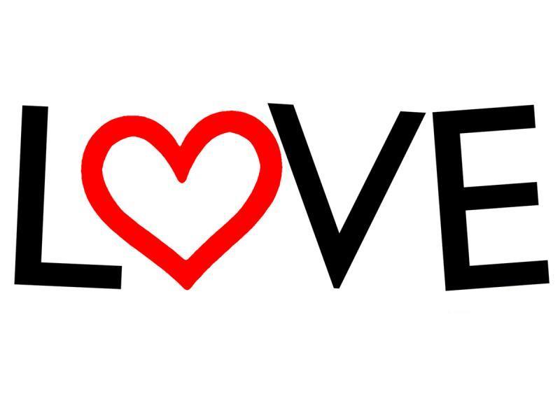 San valentino scritta – Glitter Amore