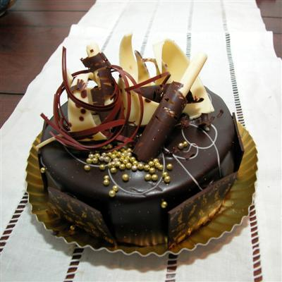ChocolateBirthdayCake