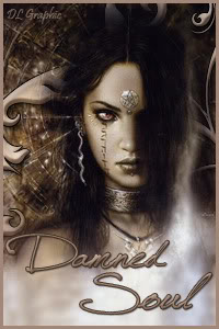 Dark gold lady