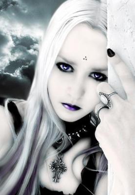 Gothic babe