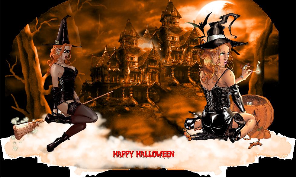 Dark Witches Halloween
