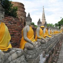 Thailandia desiderata dai turisti di tutto il mondo