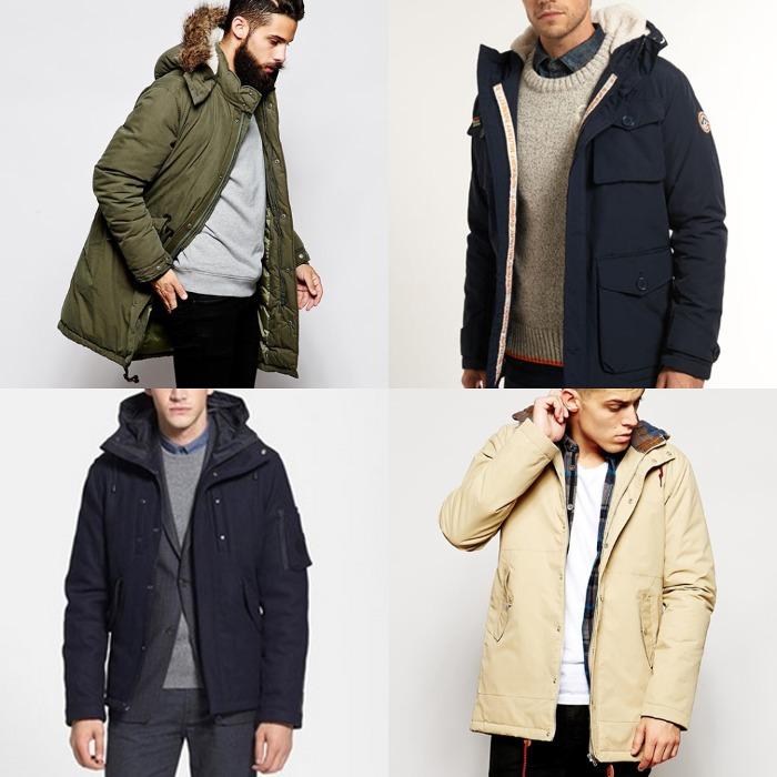 Giubbotti e giacche moda uomo