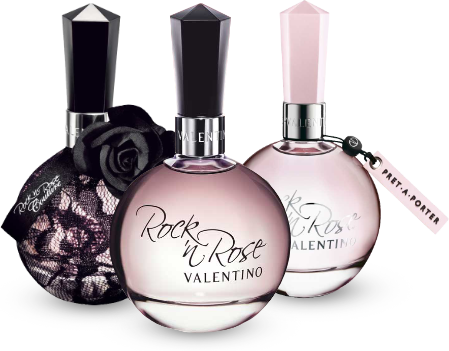 profumo rock and rose valentino