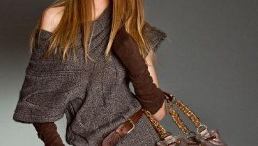Abito-in-lana-e-borsa-Miss-Sixty-collezione-inverno-2011-2012
