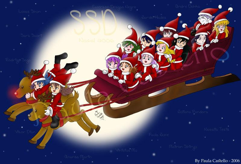 Christmas by romena