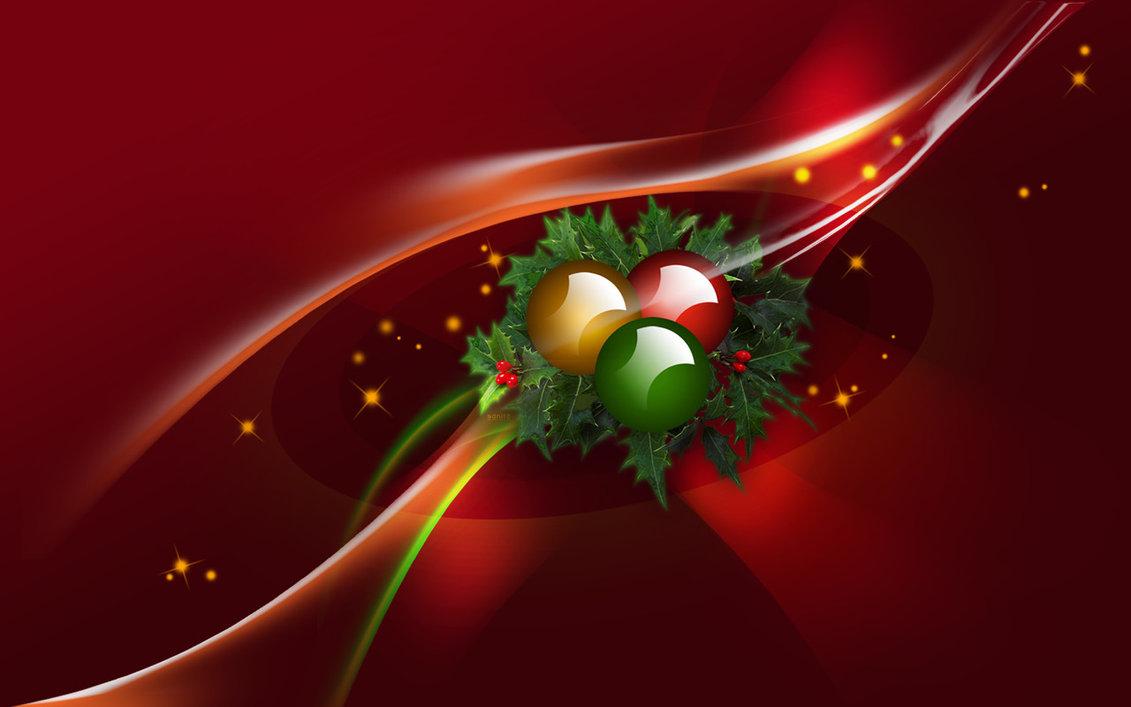Christmas Holidays v Red by adni18
