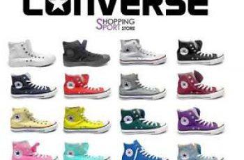 Converse All Star tendenze moda
