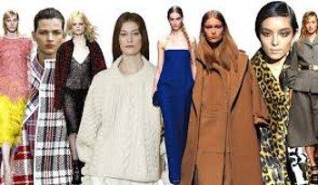 Dieci abiti di tendenza e alla moda per inverno