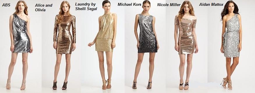 Srebrne-sukienki-Sylwester-2012