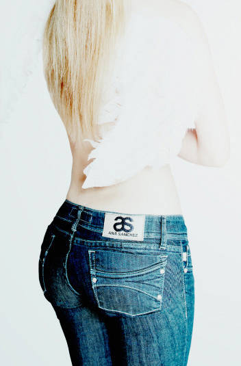 jeans push up di ana sanche