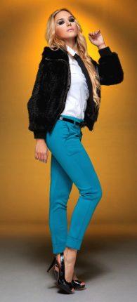 Pellicciotto E Pantaloni Coconuda Collezione Inverno