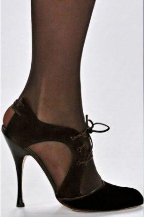 Scarpe Stringate Inverno Balenciaga