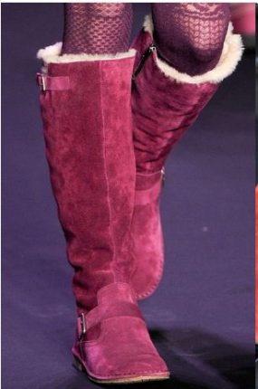 Stivali Inverno Anna Sui