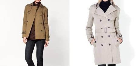 Offerte Tendenze Trench Collezione Da Fashion Burberry Zara Moda A SqF5aw