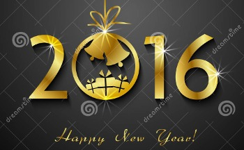 Auguri per un divertente anno 2016
