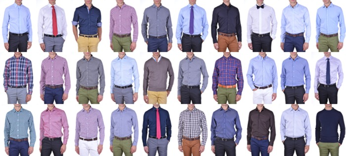 Camicie da uomo eleganti