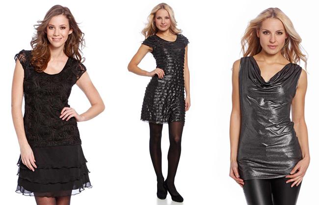 Collezione fashion C  A per Natale e Capodanno.