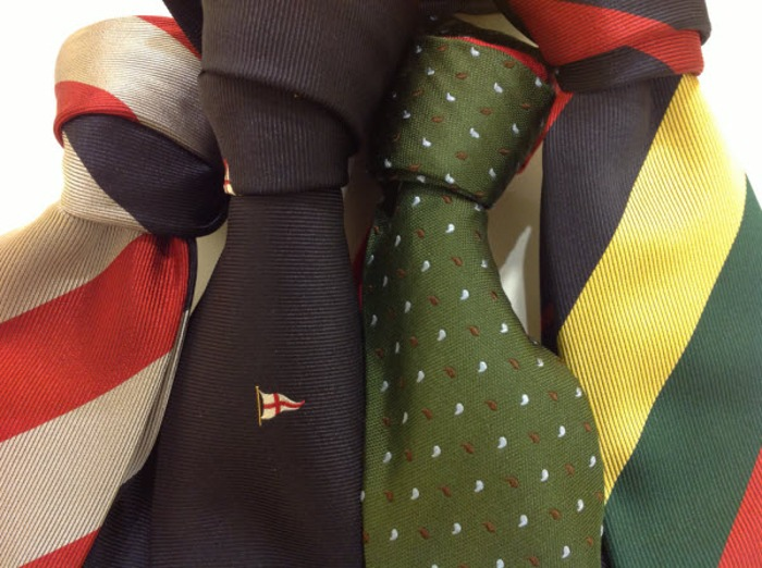 Cravatta di seta