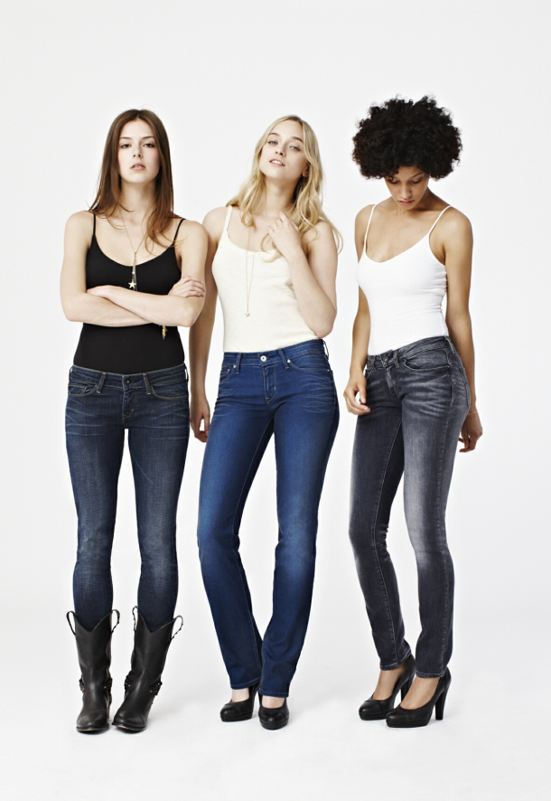 Jeans Levis Curve ID