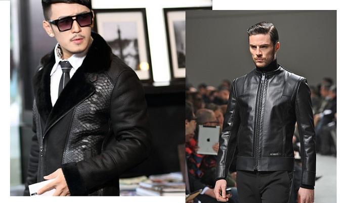 Moda giubbotti e bomber per inverno uomo fashion