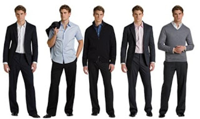 Favori Moda uomo fashion in ufficio. Come vestirsi in ufficio  YE59