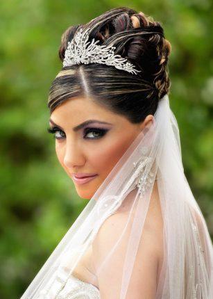 Acconciature Per La Sposa Con Velo