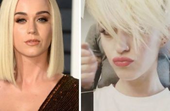 Katy Perry Nuovo Look