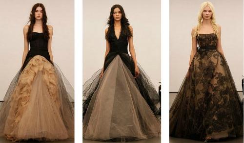 Nero-e-color-nude-mixati-insieme-per-un-effetto-esplosivo-Vera-Wang-Bridal-Collection-2012