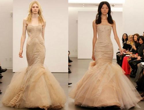 Stile-sirena-corpetto-che-fascia-il-corpo.-Questa-è-veramente-una-sposa-sensuale-Vera-Wang-Bridal-Collection-2012