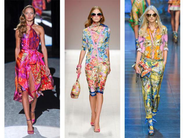 le tendenze primavera-estate 2012-2