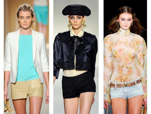 le tendenze primavera-estate 2012-3