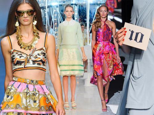 le tendenze primavera-estate 2012