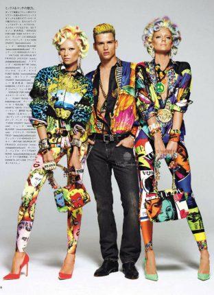 Versace Fantasia Tendenza Per Il 2012 3