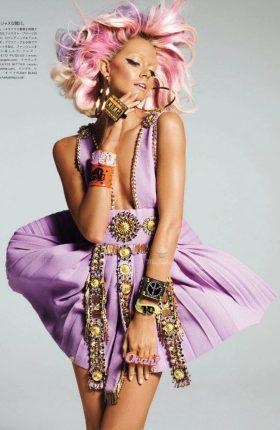 Versace Fantasia Tendenza Per Il 2012 4