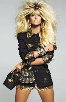 Versace Fantasia Tendenza Per Il 2012 5