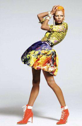 Versace Fantasia Tendenza Per Il 2012 6