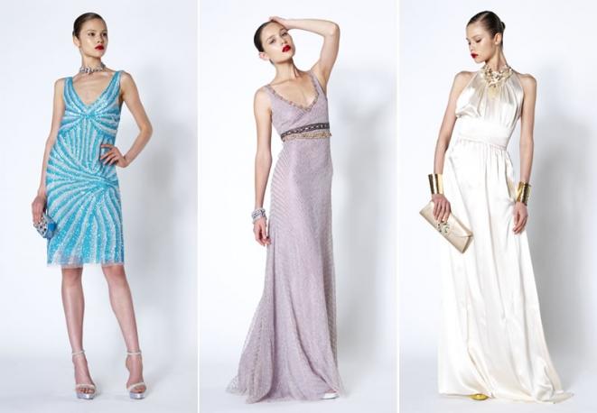 Collezione moda anni 50 primavera estate di blumarine for Accessori moda anni 50