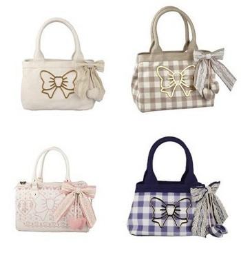 Fix design borse collezione primavera estate