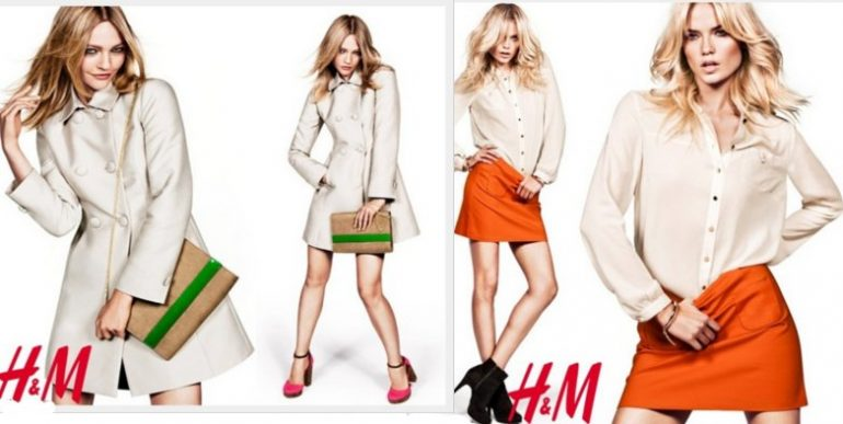 H  M abbigliamento donna Primavera Estate 2012