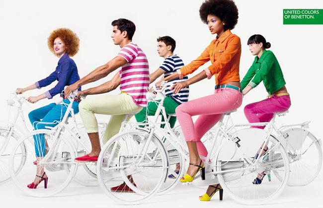 La campagna di primavera di United Colors of Benetton