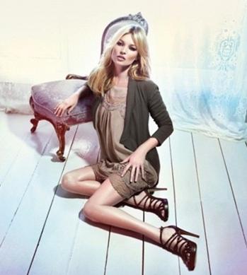 Liu Jo collezione abbigliamento moda Primavera Estate 2012-2