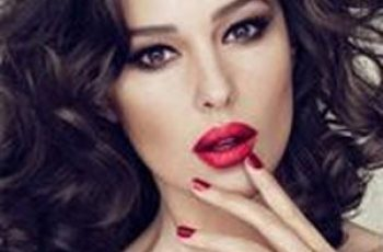 Make Up Dolce Gabbana con Monica Bellucci