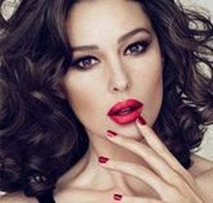 Make Up Dolce Gabbana con Monica Bellucci