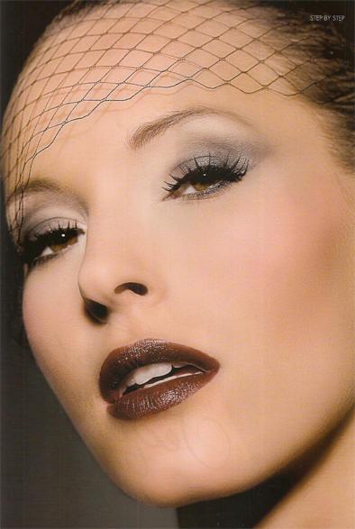 Makeup anni 30