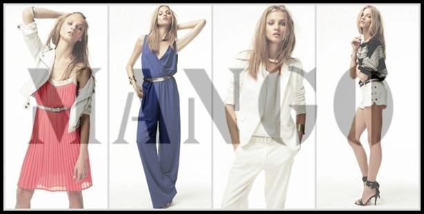 Mango collezione moda primavera estate 2012-1