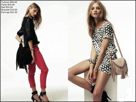 Mango collezione moda primavera estate 2012-4