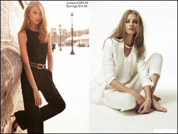 Mango collezione moda primavera estate 2012-5