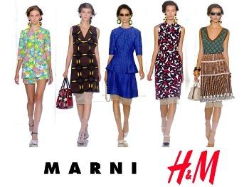 Marni per h m nuova collezione per 8 marzo lifestyle for H m nuova collezione